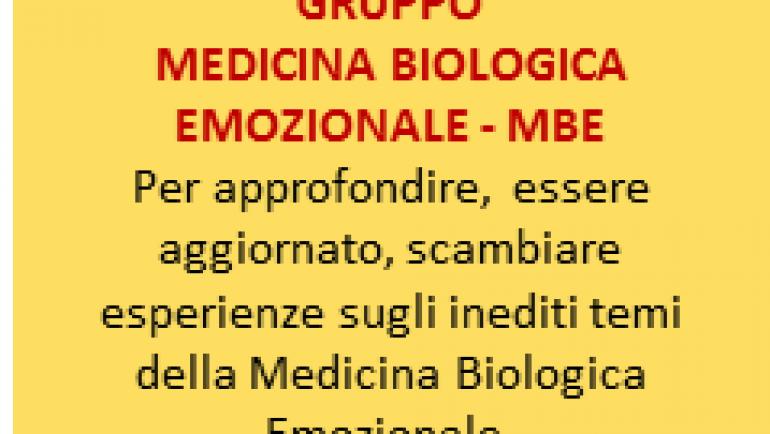Gruppo Medicina Biologica Emozionale è su Facebook